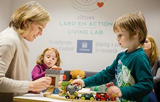 Des chercheurs implantent un laboratoire pour enfants dans un musée national