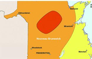 L'activité sismique canadienne surveillée d'un océan à l'autre